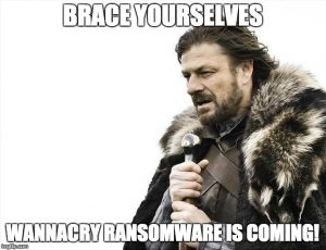 Brace Yoursleves!