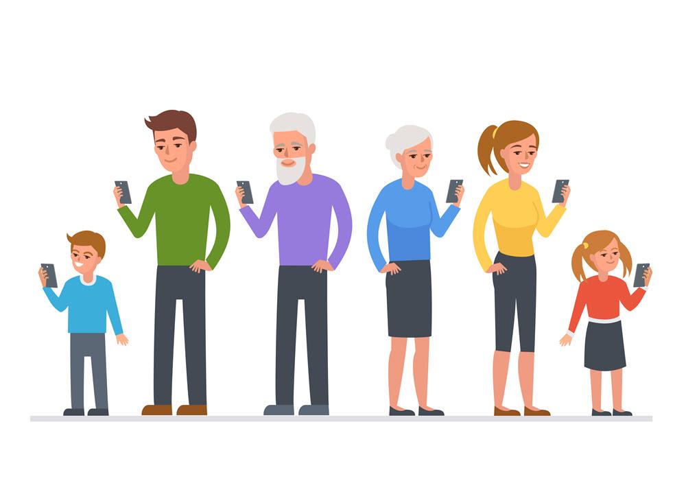 family phones